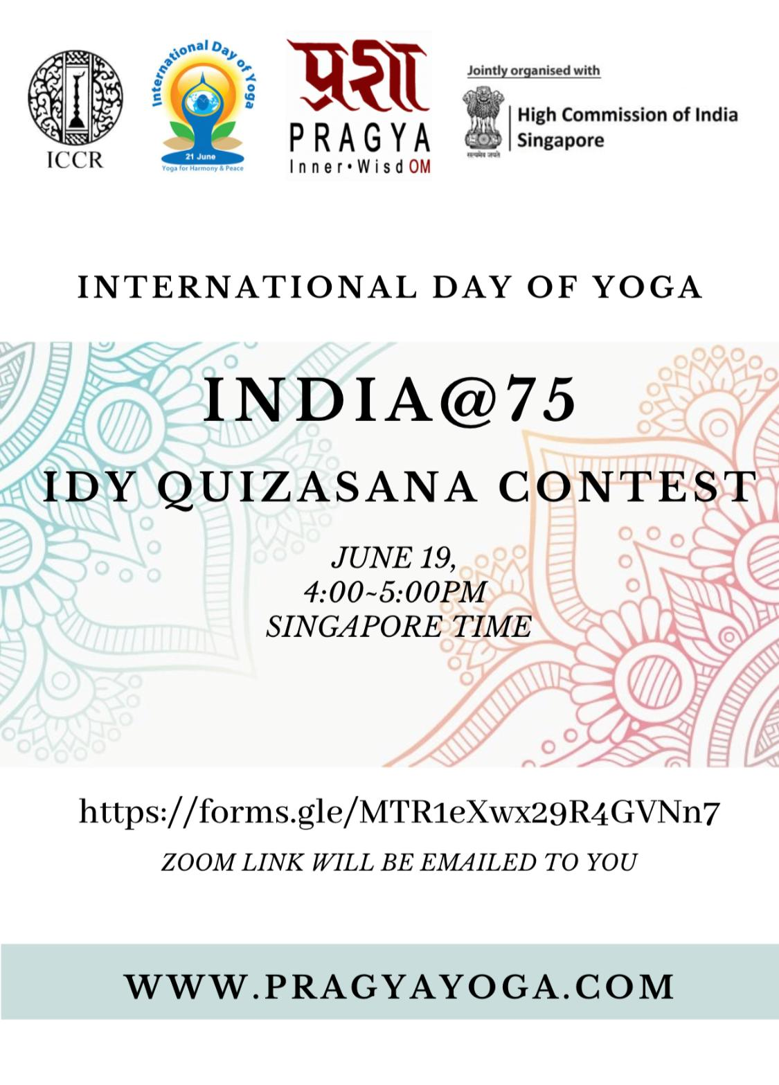 IDY Contest 2021